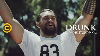 Download The Legendary Athletic Achievements of Jim Thorpe (feat. Jason Momoa) - Drunk History Video