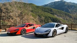 Download McLaren 540C vs 570S: What's The Difference? Video