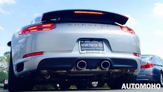 Download SOUND: 2017 Porsche 911 Carrera S Exhaust /Start Up /Short Drive Video