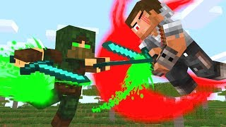 Download Pro Life 3 - Speed VS Power - Craftronix Minecraft Animation Video