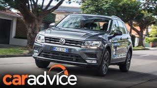 Download 2017 Volkswagen Tiguan 132TSI Comfortline Review | CarAdvice Video