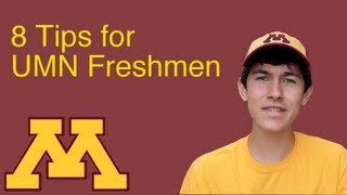 Download 8 Tips for University of Minnesota Freshmen Video