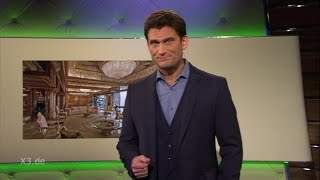 Download Christian Ehring: Neue Fun Facts vom President-elect Donald Trump | extra 3 | NDR Video