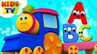 Download Learning Alphabets | Bob The Train | Kindergarten Learning Videos For Children by KIds Tv Video