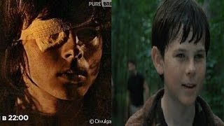 Download THE WALKING DEAD - Carl Then/Now Video