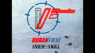 Download Duran Duran - A View To A Kill (That Fatal Extended Kiss) Video