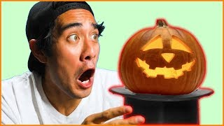Download 10 Cool Halloween Tricks That Will Blow Your Mind - Best Zach King Magic Tricks Ever Video