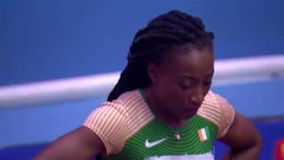 Download 60m Final Women Birmingham World Indoor Athletics Championships 2018 Video