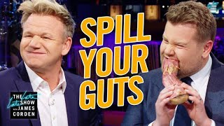 Download Spill Your Guts or Fill Your Guts w/ Gordon Ramsay Video