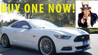 Download Why YOU Need To Buy A Mustang Right Now! Video