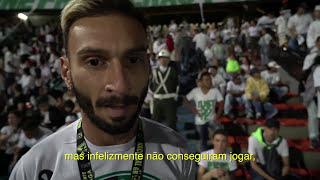 Download Homenaje de Los Del Sur para los jugadores de Chapecoense Video