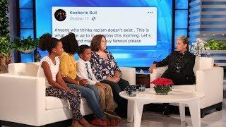 Download Ellen Meets Inspiring Mom Koeberle Bull, Who Derailed a Potential Mass Shooting Video