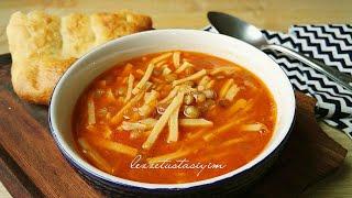 Download Köylü Çorbası / Yeşil Mercimekli Erişte Çorbası Video