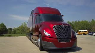 Download Meet the Megatron of Transport Trucks Video