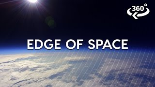 Download Journey To The Edge Of Space (360 Video) Video