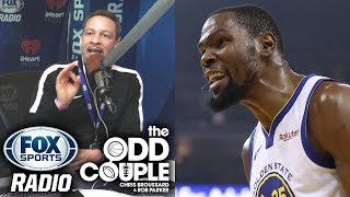 Download Chris Broussard on Kevin Durant Responding To Him on Twitter Video