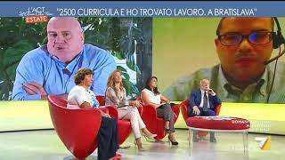 Download Alberto Forchielli ospite a ″L' Aria che tira″ - Puntata del 08 09 2017 Video