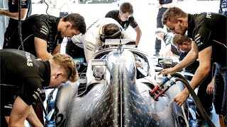Download Everything an F1 Team Needs to Go Racing at a Grand Prix Video