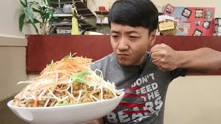 Download The MASSIVE Pad Thai Noodle Challenge! Video