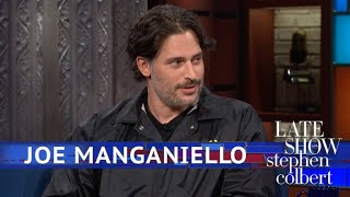Download Manganiello & Stephen Discuss 'Dungeons & Dragons' Only Video