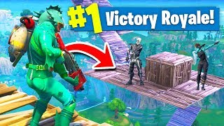 Download *EPIC* SKY BASE BATTLE In Fortnite Battle Royale! Video
