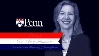 Download ADL Honors Penn President Amy Gutmann Video