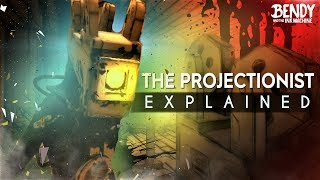 Download Normans Fate: THE PROJECTIONIST EXPLAINED! (Bendy & the Ink Machine Theories) Video