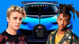 Download Comparing the Coolest Celebrities' Cars Video