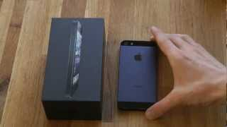 Download iPhone 5 - Unboxing Video