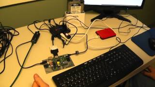 Download Using the Raspberry Pi as a Full Desktop with Lots of USB Devices Video