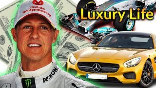 Download Michael Schumacher Luxury Lifestyle | Bio, Family, Net worth, Earning, House, Cars Video