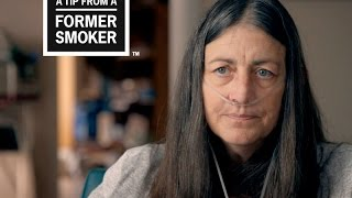 Download CDC: Tips From Former Smokers - Becky: It Goes With Me Video