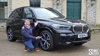 Download THIS is the New BMW X5!   M50d Tech and Off-Road TEST DRIVE Video