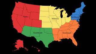 Download 5 Regions of the U S FINAL Video