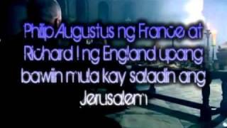 Download Ang mga Krusada(The Crusades) Video