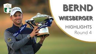 Download Bernd Wiesberger Winning Highlights | 2019 Aberdeen Standard Investments Scottish Open Video