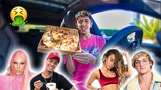 Download I Let YouTubers Decide What I Eat For 24 HOURS!! **bad idea** Video