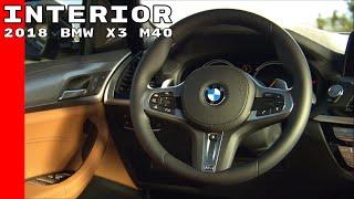 Download New 2018 BMW X3 M40 Interior Video