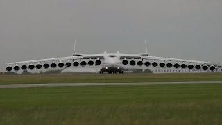 Download Antonov An - 225 - Самый большой транспортник в мире (Взлет и посадка) Video