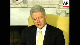 Download Bush/Clinton/Gore Meetings Video