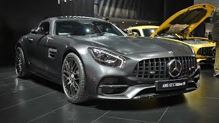 Download 2018 Mercedes-AMG GT C First Look: 2017 Detroit Auto Show Video