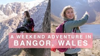 Download A Weekend In Bangor, Wales with Virgin Trains Video