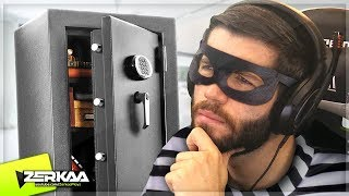 Download LEARNING How To CRACK a SAFE! (Thief Simulator #4) Video