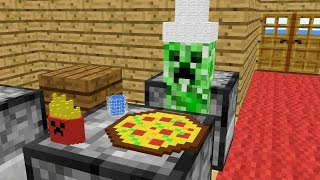 Download Monster School: Cooking - Minecraft Animation Video
