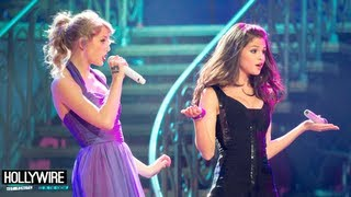 Download Taylor Swift Beatboxing Vs. Selena Gomez Rapping Video