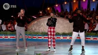 Download Pentatonix - ″Stay″ & ″The Middle″ Mashup - Capitol Fourth Live Video