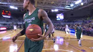 Download ECU vs Cleveland St. Video