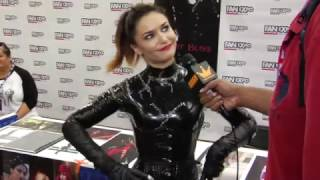 Download Brit Bliss as Cat Woman - Fan Expo Dallas Video