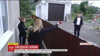 Download Сусідські війни на Тернопільщині перетворила кумів на затятих ворогів Video