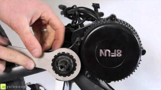 Download Comment installer un moteur pédalier 8Fun Bafang BBS sur son vélo - La minute de Sam 2 Video